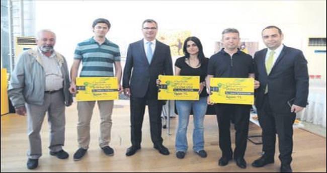 'Hayattan Sarı Kareler' Ödülleri, sahiplerini buldu