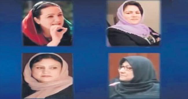 Taliban'a kadın delege sürprizi