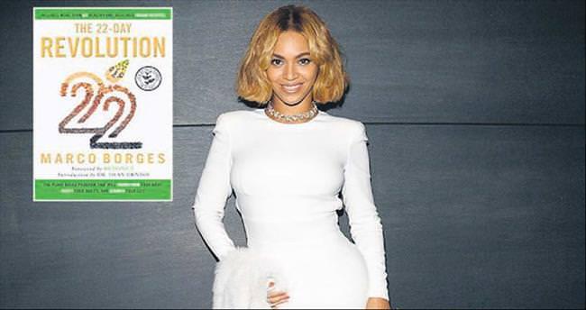 Beyonce diyeti ile 22 günde 7 kilo