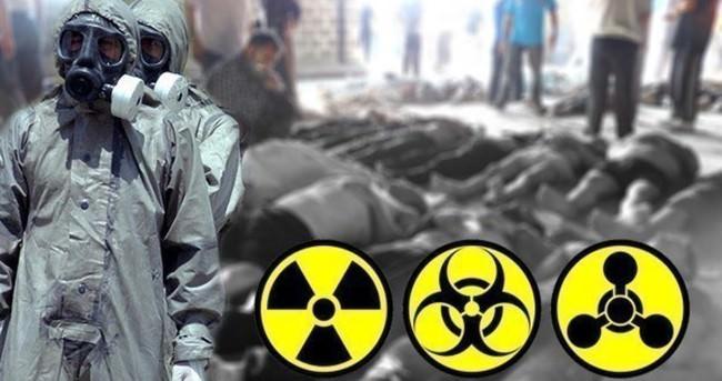 Esad rejimine kimyasal silah suçlaması