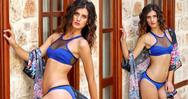 Bilge Keskin 'Miss Eurasia'da Türkiye'yi temsil edecek