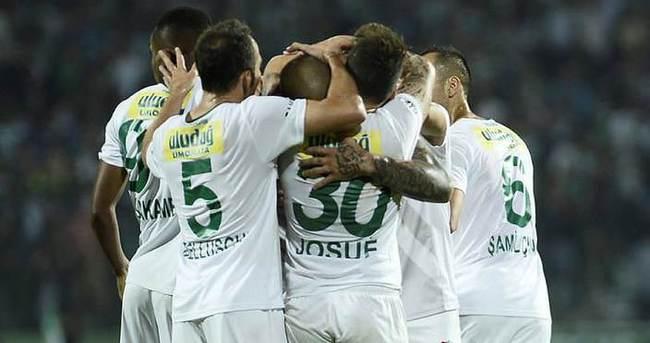 Bursaspor kupa hasretini sonlandıramadı