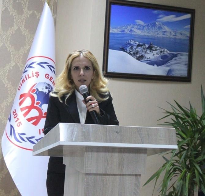 Diriliş Gençlik Derneği Genel Başkanı Berivan Algın'dan Suçlamalara Cevap