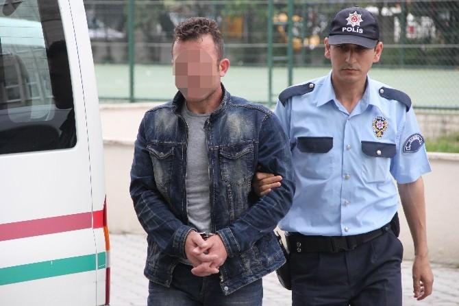 Evlerin Bodrumundan Hırsızlık Yapan Şahıs Yakalandı