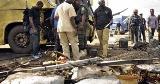 Nijerya'da intihar saldırısı: 25 ölü
