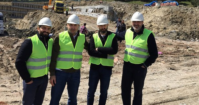 YÖRÜK ailesi, inşaat sektörüne girdi!