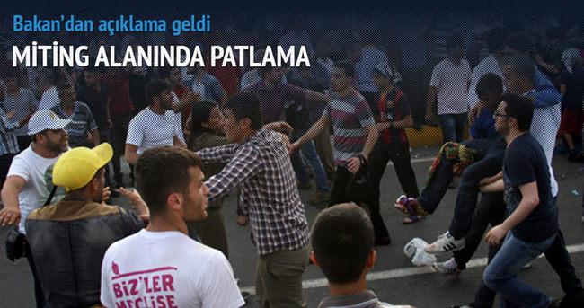 Diyarbakır'daki ölü ve yaralı sayısı açıklandı