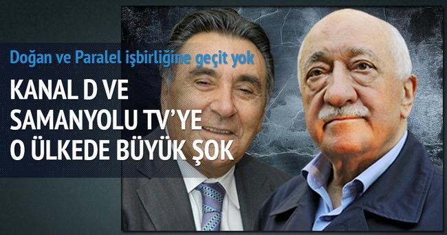 Kanal D ve Samanyolu'nun yayınları Azerbaycan'da durduruldu
