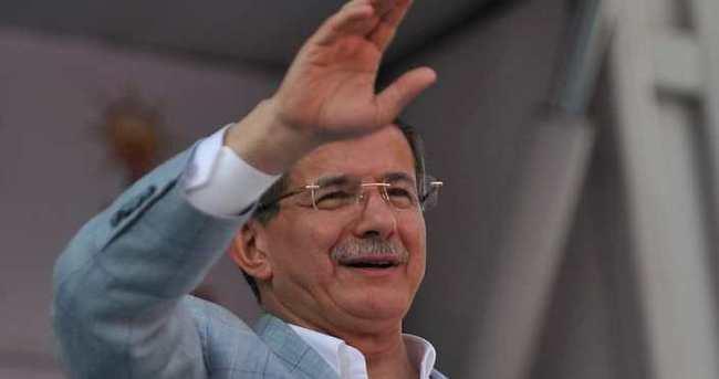 Başbakan Davutoğlu Kilis'te konuştu