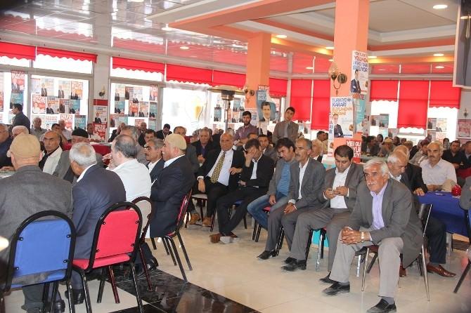 Küresünni Aşiretinden AK Parti'ye Ziyaret
