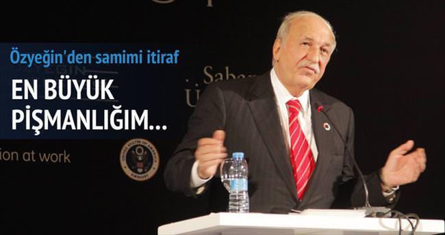 'En büyük pişmanlığım Turkcell'de olmamak'