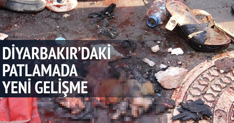 Diyarbakır'daki patlayıcının türü belli oldu!