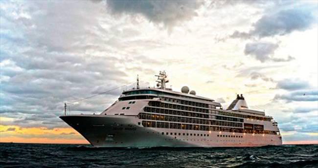 6 yıldızlı gemilerle tatil keyfi