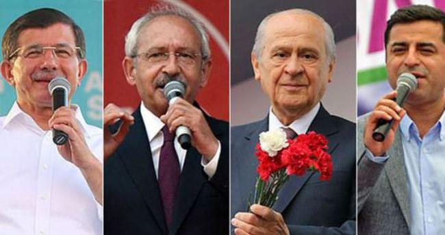 Türkiye genelinde 165 bağımsız milletvekili adayı var