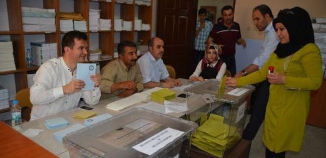 Tillo'da belediye başkanlığını AK Parti kazandı