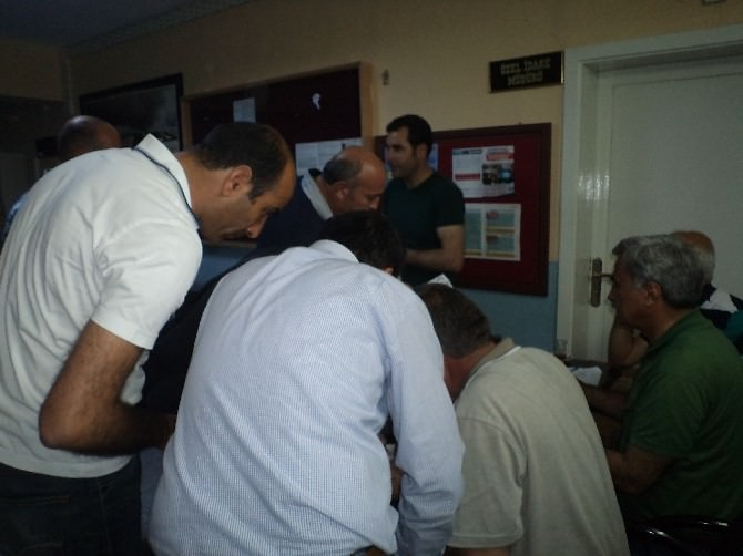 Varto'da Oy Sayımı Tamamlandı