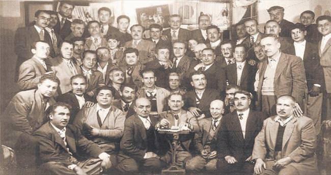 Eskiden Antalya'da Ahilik Teşkilatı
