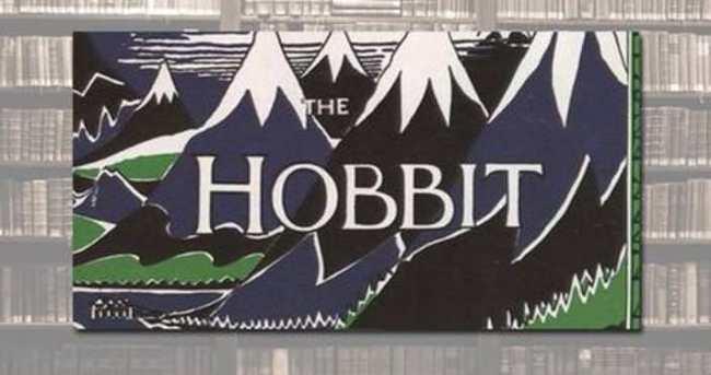 Hobbit'in ilk baskısı 570 bin liraya satıldı
