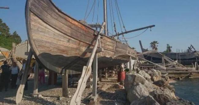 Urla'ya 2 bin yıllık Roma limanı