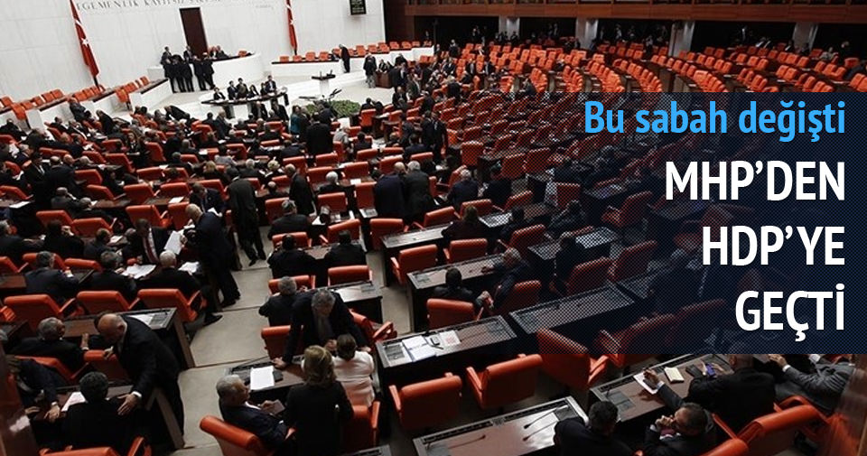 Yurt dışı oylarından HDP'ye bir vekil daha