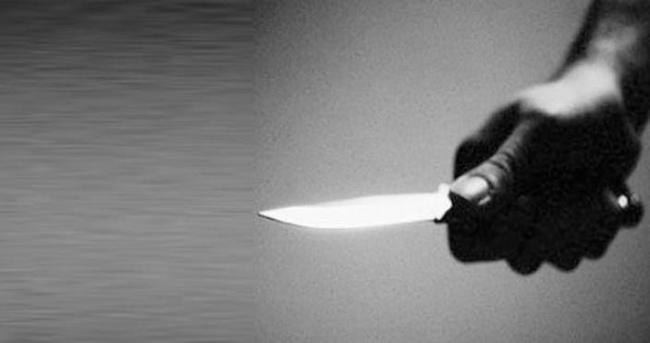 Eniştesini bıçaklayarak öldürdü!