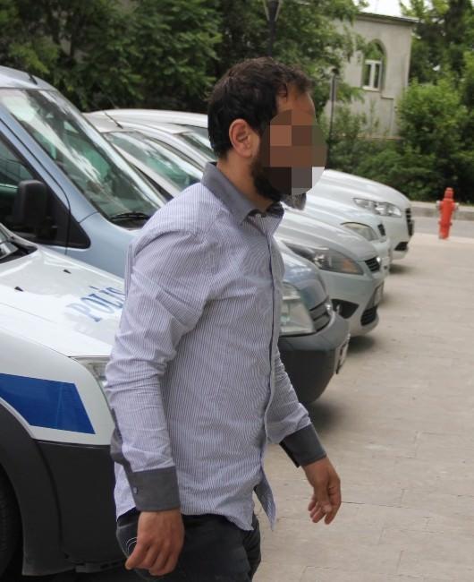 Eski Çalıştığı İş Yerini Soyan Şahıs Tutuklandı