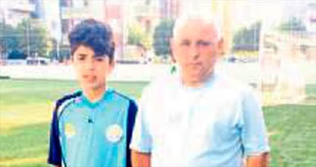 Mahmut Hanefi gol oldu yağdı