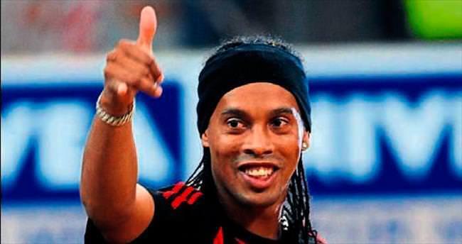 Ronaldinho hayal değil