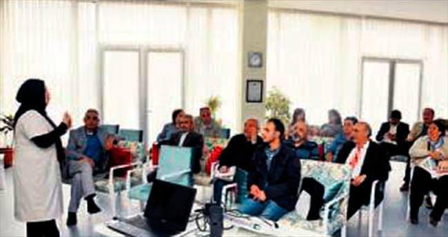 İkinci Bahar'da evlilik semineri