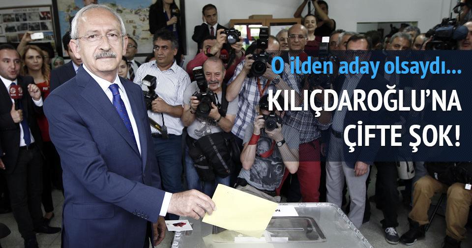 Kılıçdaroğlu'na çifte şok