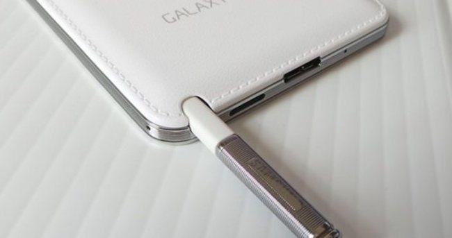 Note 5'e kendi çıkan S Pen