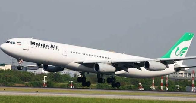 İran, uçaklarını engellerse ABD'ye yasal işlem uygulayacak
