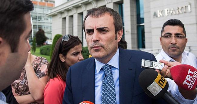 AK Parti: Cumhurbaşkanımızla ilgili meşruiyet tartışmasına izin vermeyiz