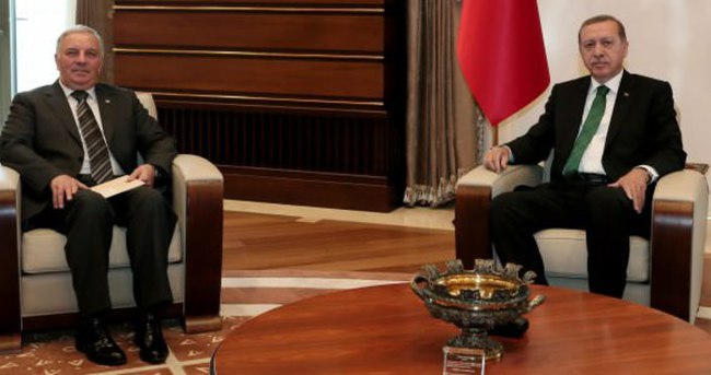 Erdoğan'dan seçim sonrası ilk kabul