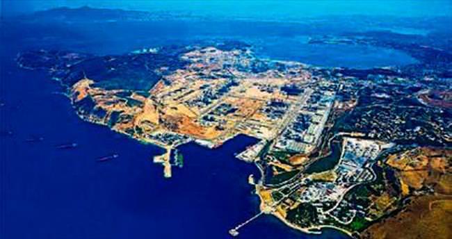 Petlim limanının değeri 1 milyar dolar