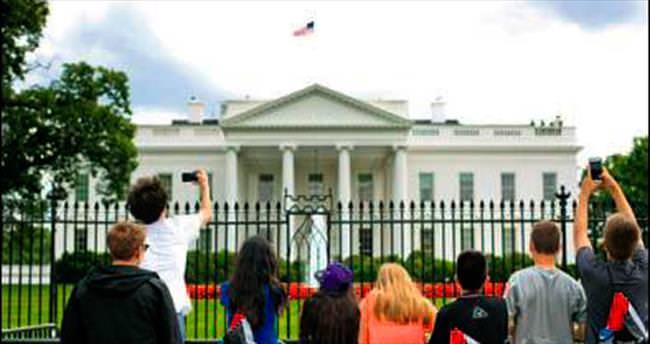 Beyaz Saray'da alarm