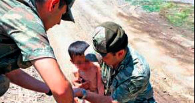 Mustafa Can ormanda 6 gün sonra bulundu