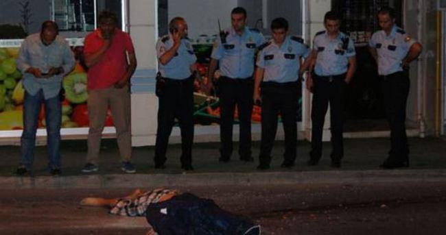 İzmir'de korkunç ölüm!