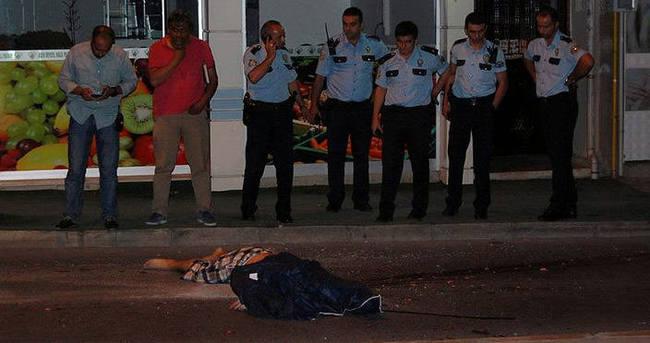 Evinin balkonundan düşerek öldü!