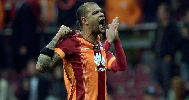 Galatasaray'a Melo şoku