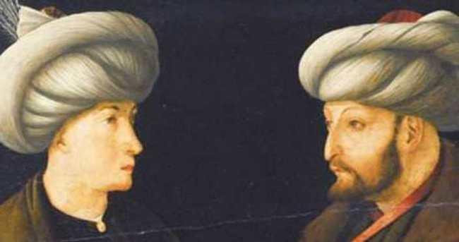 Fatih Sultan Mehmet tablosuna servet
