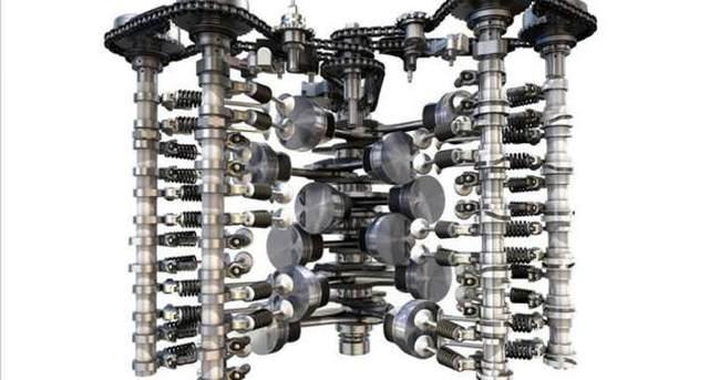 Volkswagen'in yeni motoru birçok modele can verecek