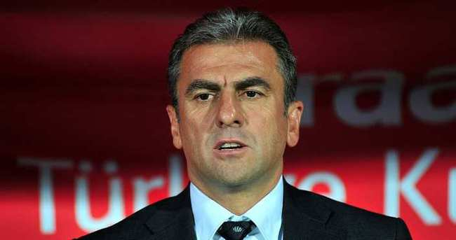 Hamza Hamzaoğlu, Galatasaray'ın ilk transferini açıkladı