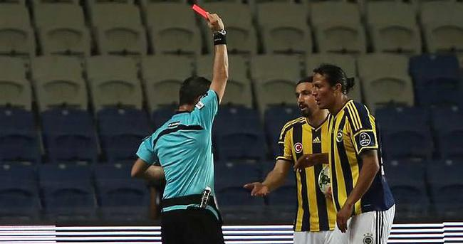 Mehmet Topuz'a Tahkim indirimi