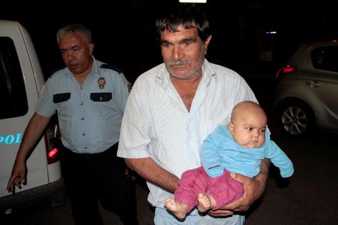 Suriyeli Kadınlar, 7 Aylık Bebeği Sokağa Bırakıp Kaçtı