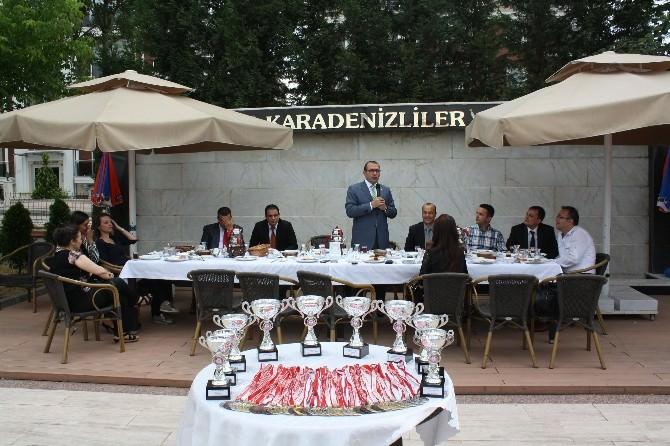 Edirne İstiklal Ortaokulu'nun Kupa Yılı