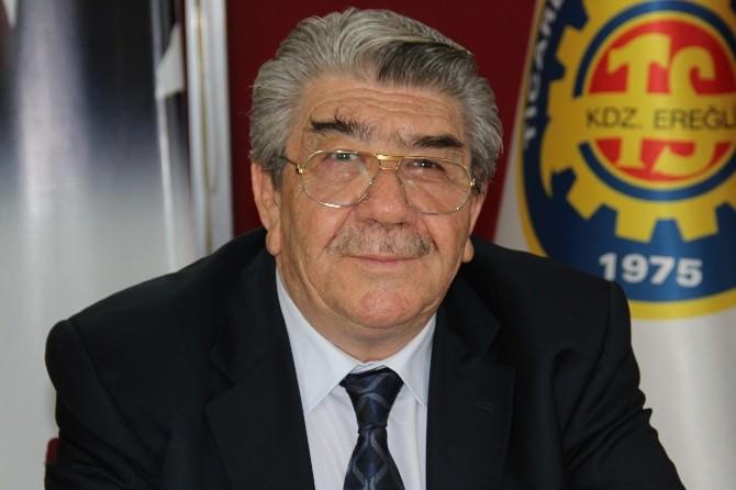 """Kdz. Ereğli TSO Başkanı Tetiker: """"Valibey İsterse Arabulucuk Yapabilir"""""""
