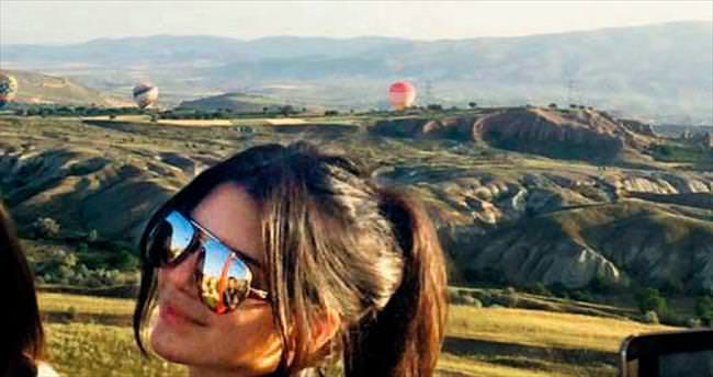 Kendall Kapadokya'da