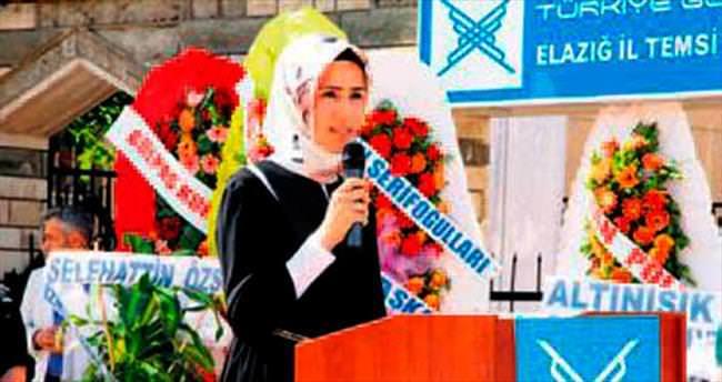 TÜGVA'nın Elazığ şubesi törenle açıldı