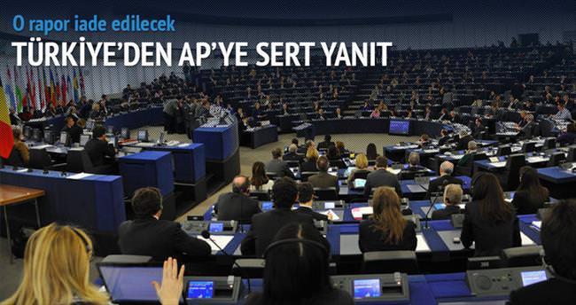 AP 'sert' raporu kabul etti Türkiye iadeye hazırlanıyor
